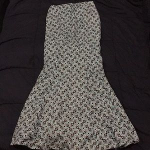 Dresses & Skirts - Authentic African Print Mermaid Skirt